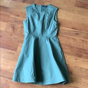 Kate Spade Saturday dress, olive green, size 4